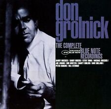 Complete Blue Note Recordings, Grolnick, Don, Good
