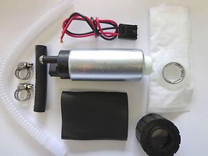 NEW 340LPH Fuel Pump High Pressure Flow Performance Electric EFI E85 TRE-340-HF