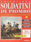 FASCICOLO COLLEZIONE SOLDATINI DI PIOMBO N. 4 - L'ESERCITO PRUSSIANO - DeA