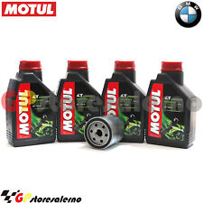 KIT TAGLIANDO OLIO + FILTRO MOTUL 5000 10W40 BMW 1200 R1200 C CLASSIC 2001