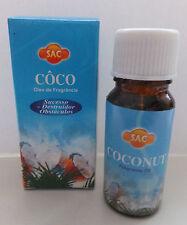 10 ml Duftöl Kokos aus Indien - Fragrance oil - Für Duftlampe, Brenner usw.