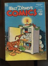 WALT DISNEY COMICS AND STORIES #100 (4.0)  100TH ISSUE