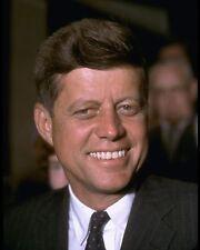"John F Kennedy 10"" x 8"" Photograph no 1"