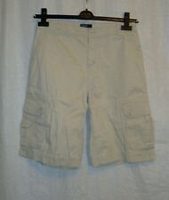Youth/Ladies POLO RALPH LAUREN CLASSIC CHINO cargo shorts label 20 fits 10/12 UK