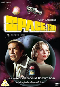 Space: 1999: The Complete Series DVD NEW