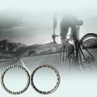4 pcs Bicycle 1 1/8 '' Headset Caged Ball Bearing Race Cycling Bearing Best