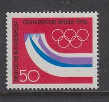 WEST GERMANY MNH STAMP DEUTSCHE BUNDESPOST 1976 WINTER OLYMPIC GAMES SG 1768