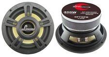 NEW Lanzar OPTI6PM Opti Pro 400 Watts 6.5'' High Power Coaxial Speaker