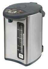 Zojirushi CD-WHC40XH Micom Water Boiler and Warmer, 135 oz, Stainless Gray