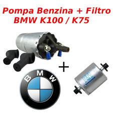Pompa Benzina Carburante BMW K100 K 100 + Filtro Benzina Carburante 121660090