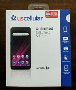 "US Cellular Alcatel 1B 5.5"" HD+ Display 16 GB Sealed FREE SHIPPING"