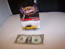 Hot Wheels Larry's Garage Yellow  '70 Mercury Cyclone - RR - Metal - 2009