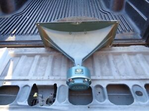 Vintage Altec Lansing H-811 B Horn with a 806A Driver. 16 ohms