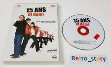 DVD 15 Ans Et Demi - Daniel AUTEUIL - Juliette LAMBOLEY