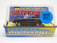 Johnny Lightning Thundetjet Batmobile Ho Scale Slot Car