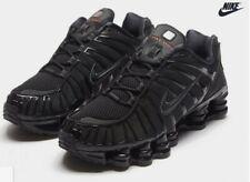 Nike Shox TL Black size 8.5 Uk Euro 43 Brand New