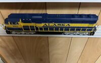 ✅MTH PREMIER ALASKA RAILROAD SD70M DIESEL ENGINE PROTOSOUND 2 MCKINLEY EXPLORER