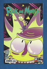Rick and Morty #5 ~ Cover B ~ VF-