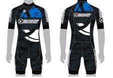 Bont Inline Skate Skinsuit  Estonia 2020 Blue sizes XXS-XXXL