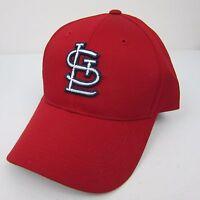 NWOT St Louis Cardinals Red Snapback Hat Adjustable MLB Adult Baseball Cap