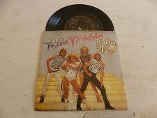 BUCKS FIZZ - The Land of Make Believe - 1981 supprimé GB 17.8cm vinyl single
