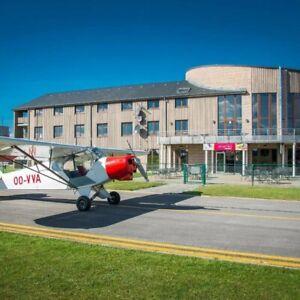 4 Tage Kurzurlaub Hotel Les 100 Ciels 3* Saint Hubert Belgien Erholung Reise