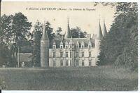 CPA 51 - Environs d'ESTERNAY - Le Château de Nogentel