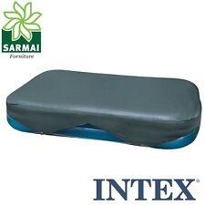 INTEX 58412 TELO COPRIPISCINA COPERTURA COPRI PISCINA GONFIABILE 305 X 183 CM
