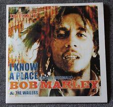 Bob Marley & the Wailers, i know a place, CD single promo