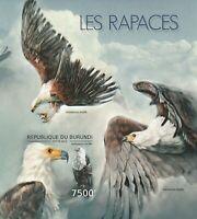 Vögel Burundi 2012 postfrisch ungezähnt 2423