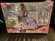 Midge and Baby Doll Nursery Denim Play All Day Playset Family NRFB Box Wear