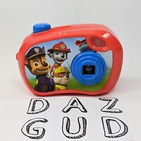 Paw Patrol Scrolling Picture Toy Camera with Sound Great Condition Free Shipping