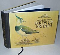 Field Guide To The Birds Of Britain, Readers Digest, 1981 - 1st Edition Hardback