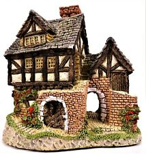 """Vintage """"The Bakehouse"""" By David Winter Cottages 1983 Euc Iob"""