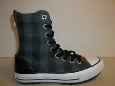 Converse Size 11 CT HI-RISE BOOT Thunder Wool Woolrich Boots New Womens Shoes