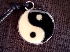 Collana Ciondolo TAO Yin Yang bigiotteria bijoux