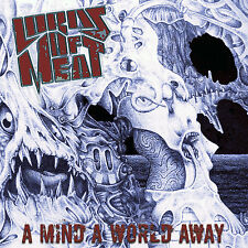 Lords Of Meat-Mind A World Away CD Oliver Magnum, Helstar, Syris, Toxik, Private