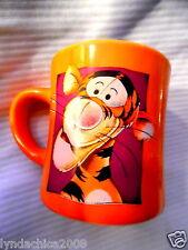 Disney Winnie the Pooh Tigger Collectible Ceramic Mug ***Licensed Merchandise***