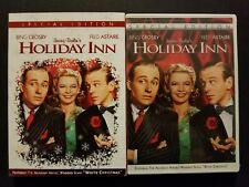 Holiday Inn w/ Slipcover (DVD 2006) Bing Crosby Fred Astaire White Christmas NEW