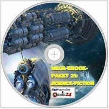 ☝ MEGA EBOOK PAKET 21 CD SCIENCE-FICTION 23 eBooks ePUB PDF Sammlung SciFi Neu