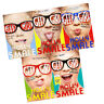 Holly Smale Geek Girl Series 5 Books Collection Set (Geek Girl,Model Misfit) New