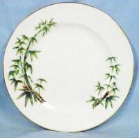 Hira Fine China Japan Tah-Kay Bread Plate Bamboo Vintage Dinnerware