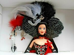 VINTAGE MATTEL BARBIE DOLL -ILLUSION-MASQUERADE GALA COLLECTION- LIMITED EDITION