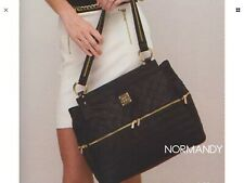 Miche Normandy Luxe Prima Shell - Black, Gold Accents - Stunning - NEW!