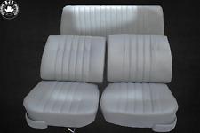 Sitzbezüge passend für Mercedes  Ponton W180 W128 W121 W120 W105  grau  TOP