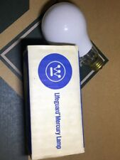 VINTAGE - NIB WESTINGHOUSE MERCURY VAPOR MEDIUM BASE 100 WATT BULB