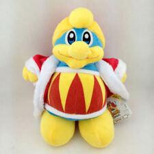 "King Dedede Super Smash Bros Kirby Penguin Mario Plush Toy Stuffed Animal 10"""