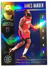 James Harden (( /25 BLUE PARALLEL )) 2019-20 Illusions ROCKETS 35