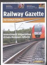 Railway Gazette International - October 2012