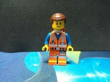 Lego Minifigure Emmet Lopsided Smile Lego Movie